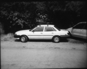 My 1991 Toyota Camry